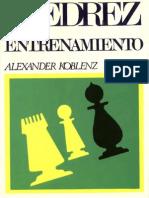 Alexander Koblenz - Ajedrez de Entrenamiento
