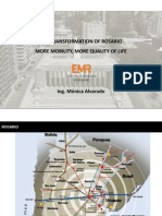 The Mobility in Rosario_ALVARADO