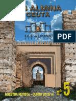Revista Almina Nº 5_2014 Comprimida