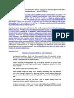 Action-Items CLV [Bergdahl, Illegals, Hillary, Dems/Libs]