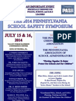 School Safety Symposium