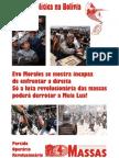 Crise na Bolívia 2008