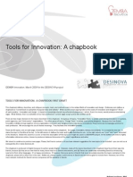 Tools for Innovation, A Chapbook