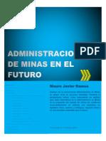 Administracion de Minas en El Futuro (Peru-2012 Final) en Español
