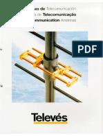 Antenas de Telecomunicacion