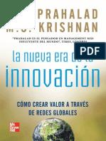 La Nueva Era de La Innovacion