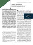 IEEE TVT 2008 Spatial Modulation
