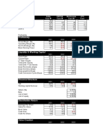 Corp Valuation Notes
