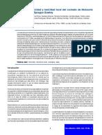 Ensayo de Inmunogenicidad y Toxicidad Local Del Cocleato de Neisseria