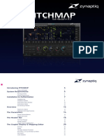 Zynaptiq PITCHMAP Manual