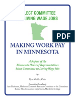 Living Wage Jobs Final Report