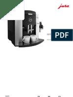 Download Manual Jura Impressa F50 English
