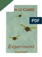 John Le Carre    Experiment Secret
