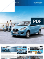 Datsun GO Brochure 4pg