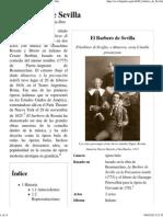El Barbero de Sevilla - Wikipedia, La Enciclopedia Libre