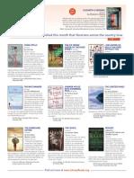 LibraryReads June 2014 Top Ten List