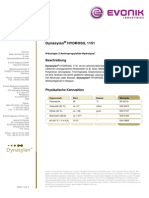 Dynasylan Hydrosil 1151