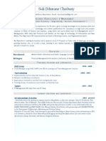 ISEConsult's Resume