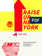 RAISE UP NY Slide Deck