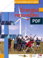 Folleto de Energía Renovable