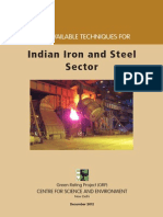 GRP BAT Guidelines Steel Sector