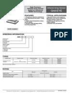 DataSheet GridEye