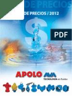 Apolo Catalogo