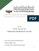 History of Islamic Arts - Minbar of Saladin.pdf