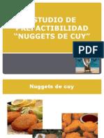 Nuggets de Cuy Diapos