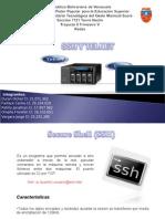 Ssh Telnet Presentacion