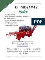 Hakki Pilke 1X42 Hyrdo Manual