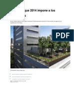 Retos 2014 Para Arquitectos
