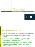 Soap Tutorial