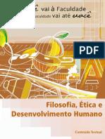 Filosofia Ética E Desenvolvimento Humano REV