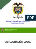 Actualizacion Legal