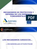 Mecanismos de Proteccion y Defensa Modulo 2