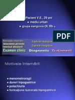 Caz 11 Fibrom Uterin