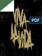 Digital Booklet - Viva La Vida - Prospekt's March Edition
