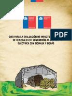Guia Para EIA de Centrales de Generacion de Energia Electrica Con Biomasa y Biogas