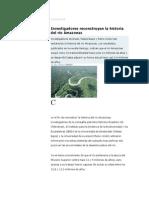 Amazonas Historia