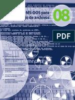 Órdenes Del MS-DOS