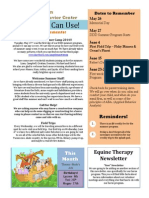 june newsletter aia