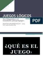 EL JUEGO- Su utilización en la Clínica Psicopedagógica