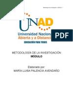 100103 Modulo Metodologia