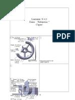 Capace1sarcini pentru desen tehnic, grafica inginereasca si proiectare asistata de calculator Var