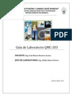 Laboratorio de Quimica Analitica Cuantitativa Uagrm