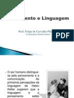 PPBI - A04 - Pensamento e Linguagem