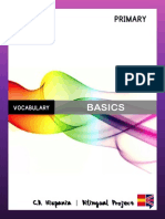 Vocabulary Book Basics