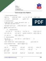 MAT 1 Algebra