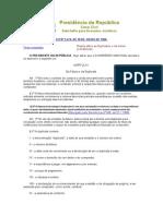Lei 5474_68 - Duplicata